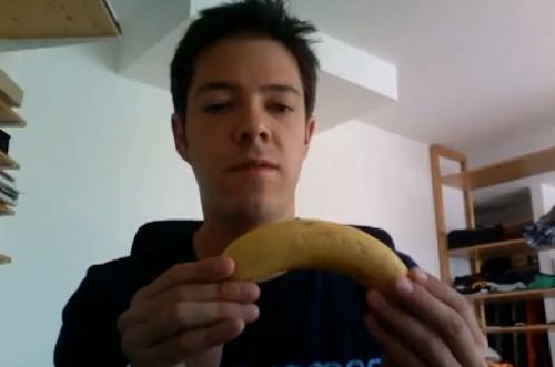 banane öffnen 2