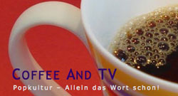 coffee and tv