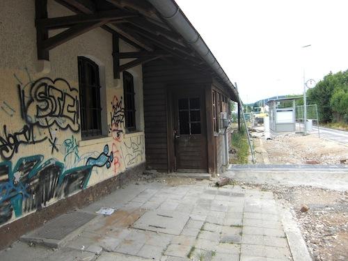 der bahnhof von schnaittach 5