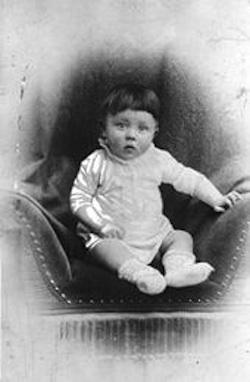 Adolf Hitler das Baby