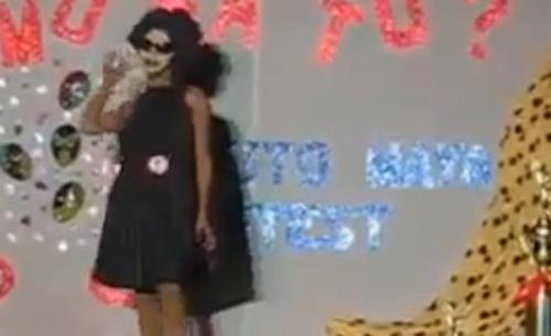 Whitney Houston auf den Philippinen