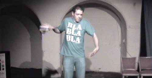 Manuel Wolff tanzt bei der ui.-Show