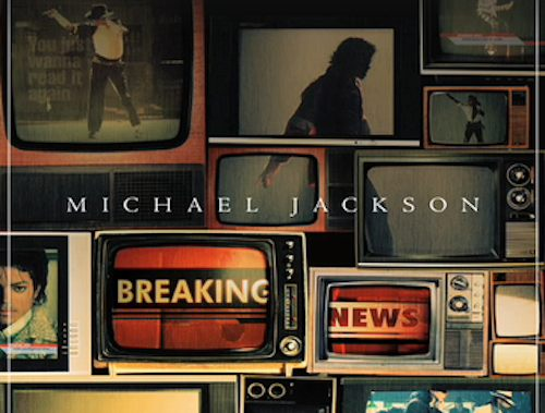 "Michel Jackson, neue Single ""Breaking News"""