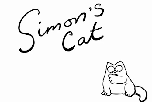 "Simon's Cat ""Hidden Treasure"""