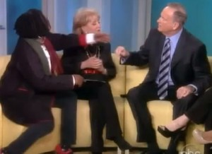 Whoppi Goldberg und Joy Behar