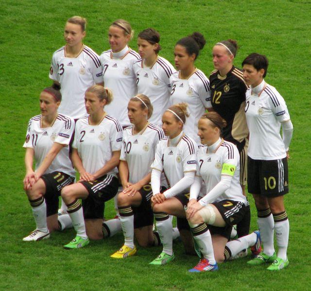 Deutsche Nationalmannschaft Frauenfußball WM