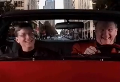 Bill Gates und Steve Ballmer