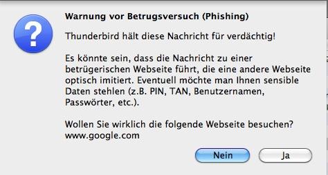 thunderbird-warnung-google