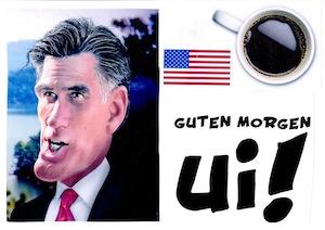 Mitt Romney wird Präsident der USA