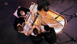 The Piano Guys play One Direction