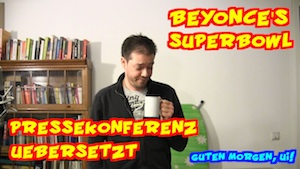 beyonce nationalhymne superbowl pressekonferenz übersetzt