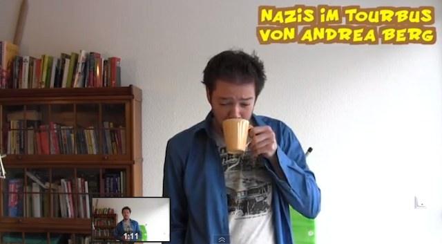 Nazis im Tourbus