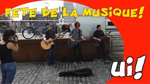 Féte de la Musique in Köln 2013