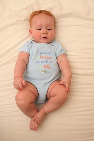 das Baby von Kate und William