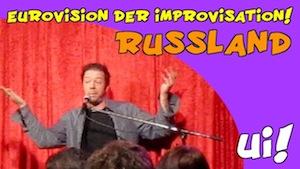 Eurovision Song Contest - Russland improvisiert!