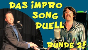 das impro song duell