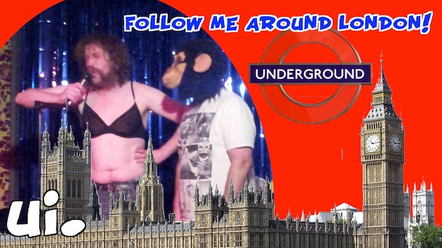 Follow me around London