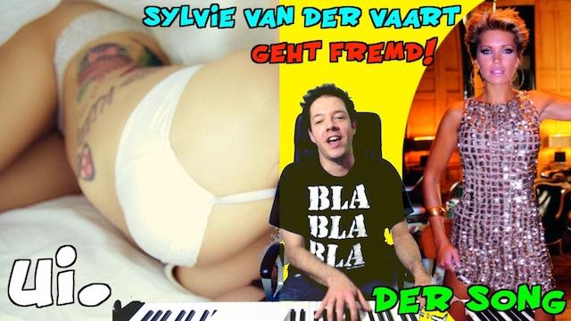 Sylvie van der Vaart geht fremd