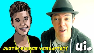 Justin Bieber verhaftet