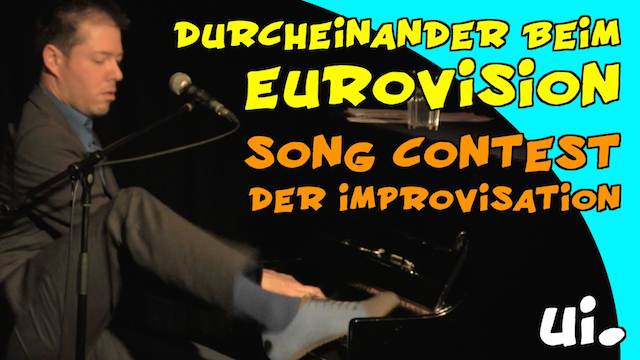 Eurovision Song Contest 2014, Elaiza Improvisation