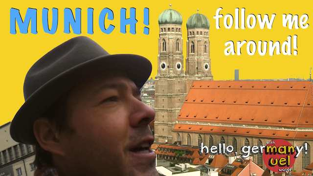 munich, byern muenchen, follow me around