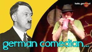 riffing on hitler joke reactions and sex toys