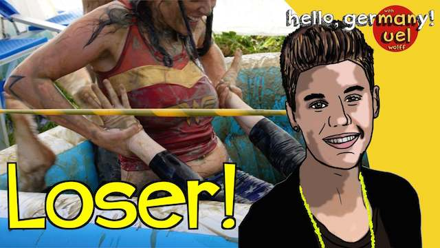 Justin Bieber loses fight with woman