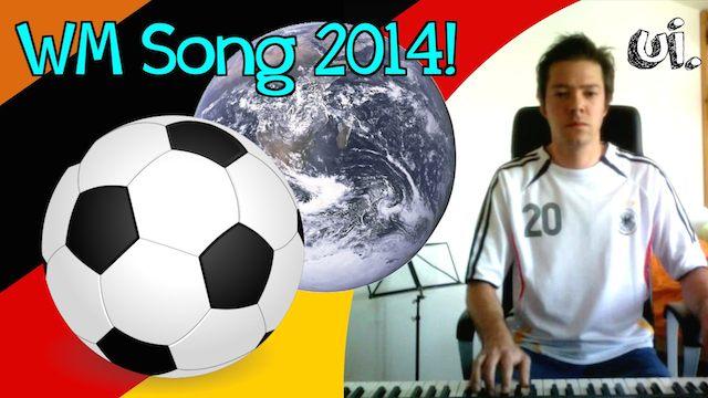 WM Song 2014 hurra deutschland