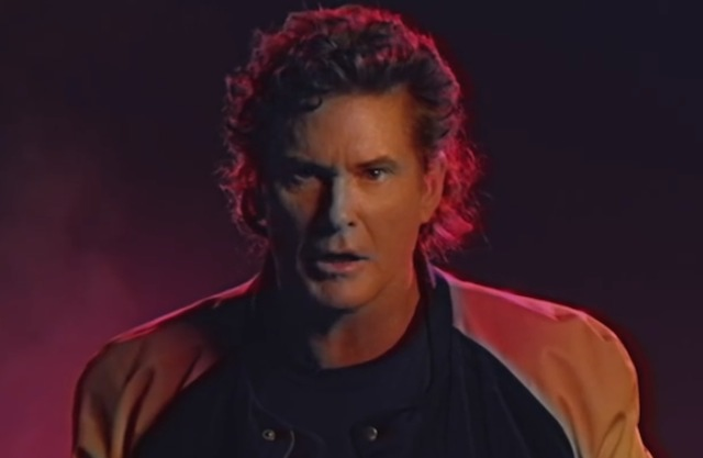 david hasselhoff true survivor kung fury