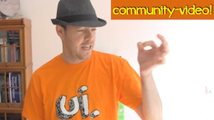 community video wer kriegt das shirt
