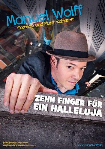 zehn finger fuer ein halleluja manuel wolff